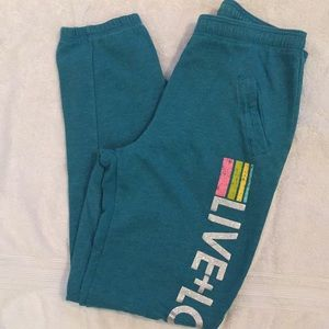 Mossimo sweatpants with pockets